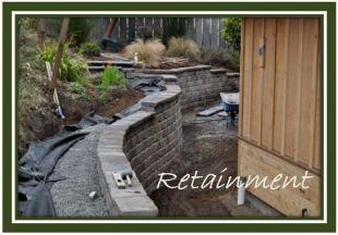 Retainment